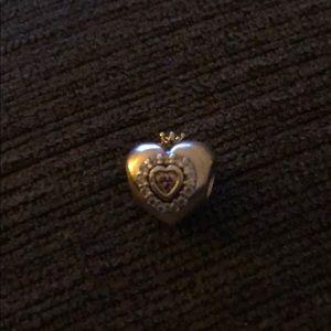 Pandora Jewelry - Pandora charm heart ❤️